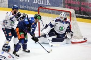 Am Freitag sind die Towerstars zu Gast beim Tabellenführer Kassel Huskies. Das Hinspiel gewannen sie mit 5:2. Bild: Kim Enderle