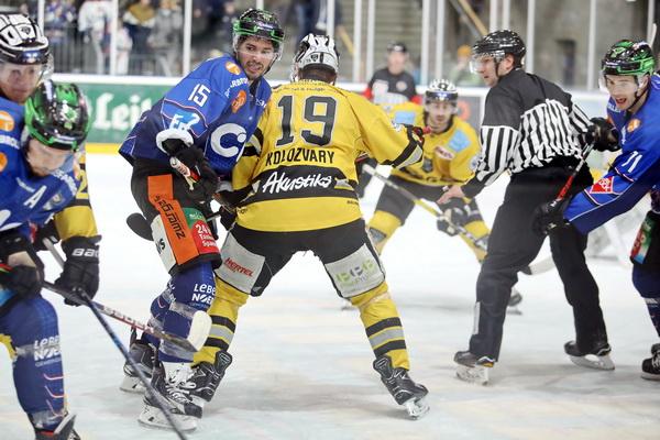 Keine Punkte gab es gegen Bayreuth am Sonntagabend. Bild: Kim Enderle