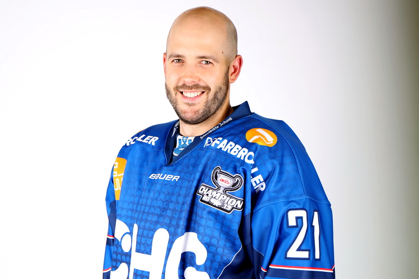 """Sören Sturm wurde zum """"Towerstars Spieler der Saison gewählt."""" Bild: Kim Enderle"""